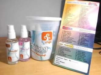 sample parfum laundry