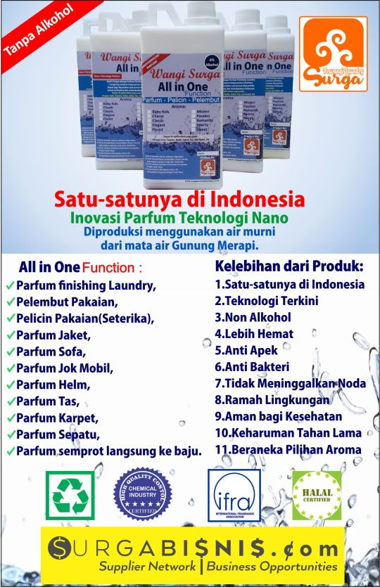tutorial teknis laundry kiloan