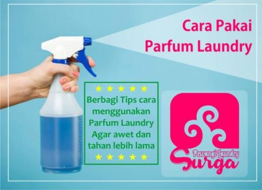 10 Cara Menggunakan Pewangi Laundry Yang Benar