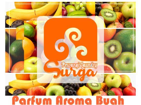 Parfum Laundry Aroma Buah