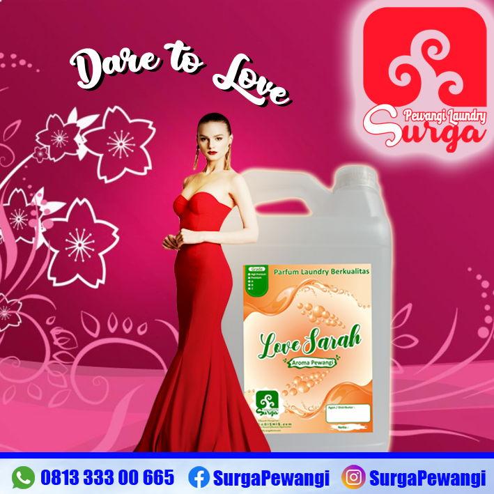 parfum laundry aroma love sarah