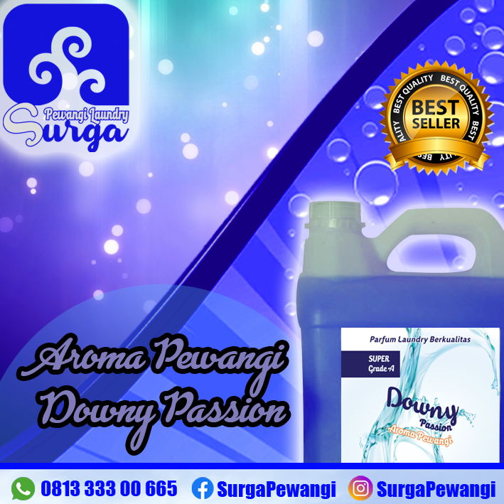 parfum laundry downy passion