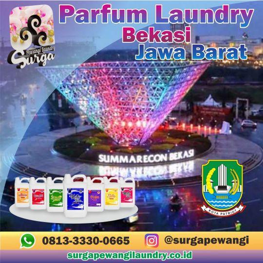 Parfum Laundry Bekasi