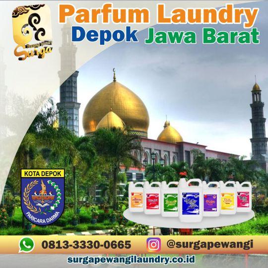 Parfum Laundry Depok