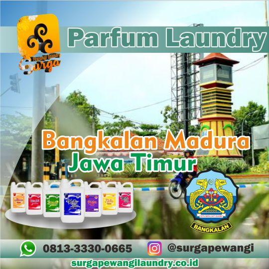 Parfum Laundry Bangkalan Madura