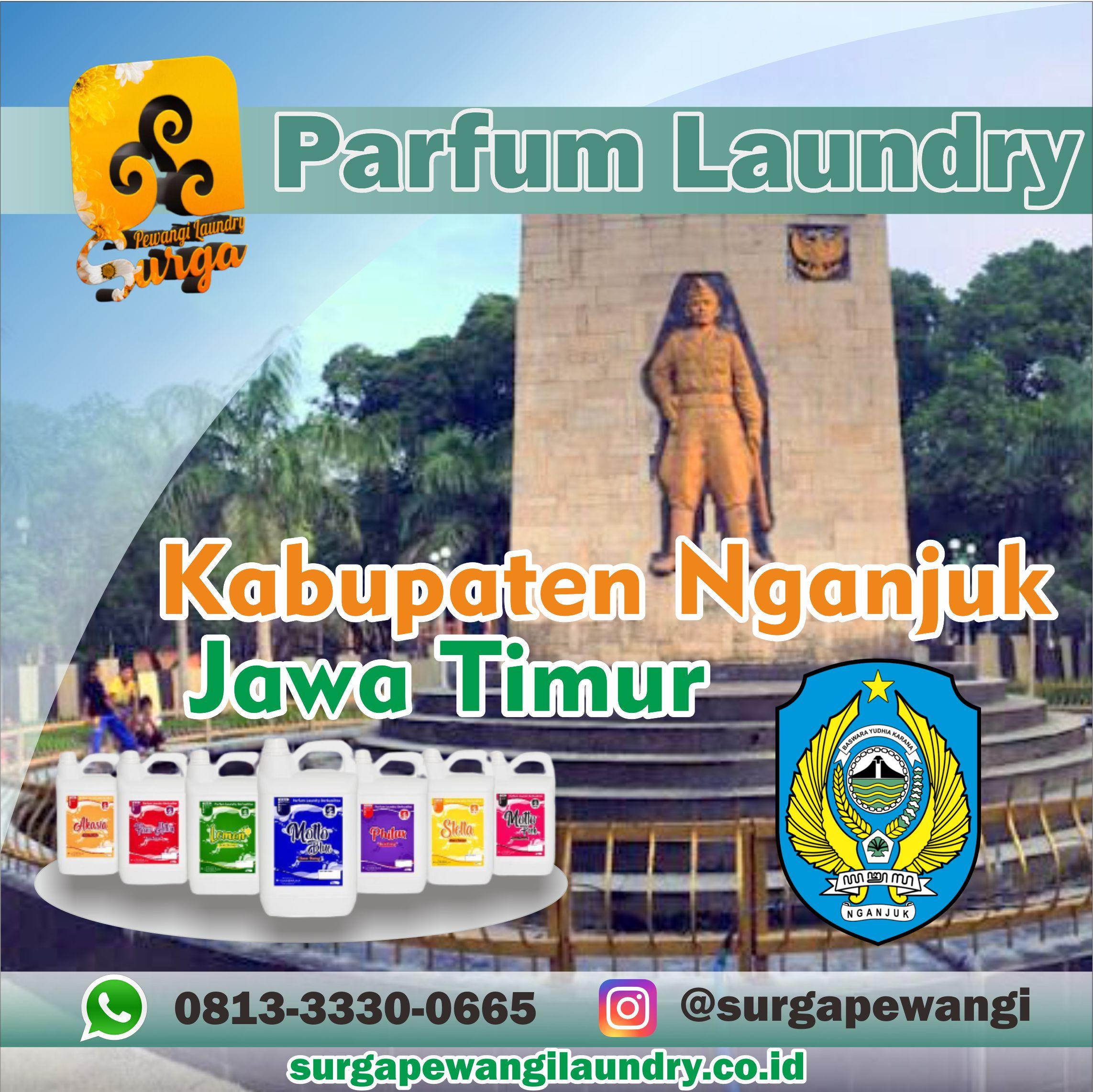 Parfum Laundry Nganjuk, Jawa Timur