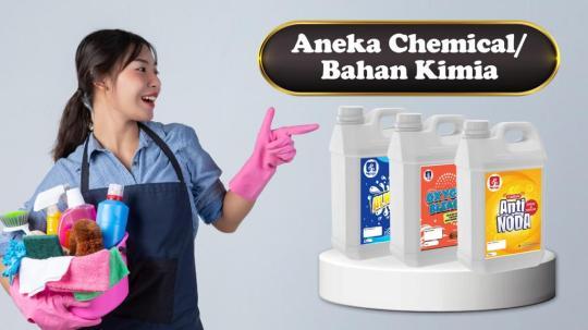 Aneka Chemical, Bahan kimia