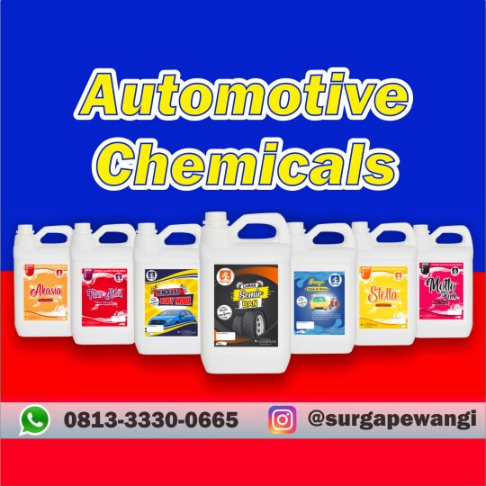 Automotive Chemicals Surga Pewangi Daerah Kota Pekalongan