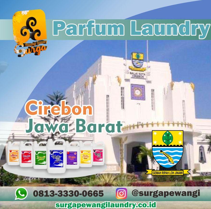 Parfum Laundry Cirebon, Jawa Barat
