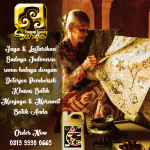 Deterjen Pembersih Batik