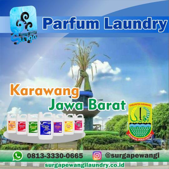 Parfum Laundry Karawang, Jawa Barat