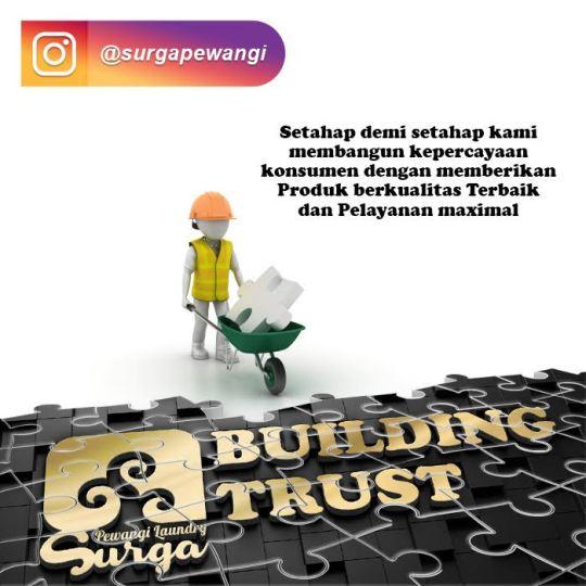 Merk Parfum Laundry Terpercaya di Borobudur