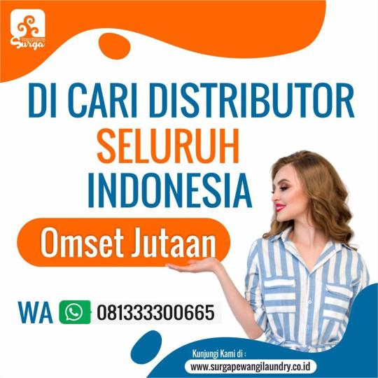 Mitra Distributor Parfum Laundry Di Banjarnegara