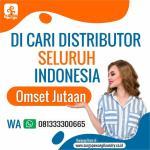Mitra Distributor Parfum Laundry DiTemanggung