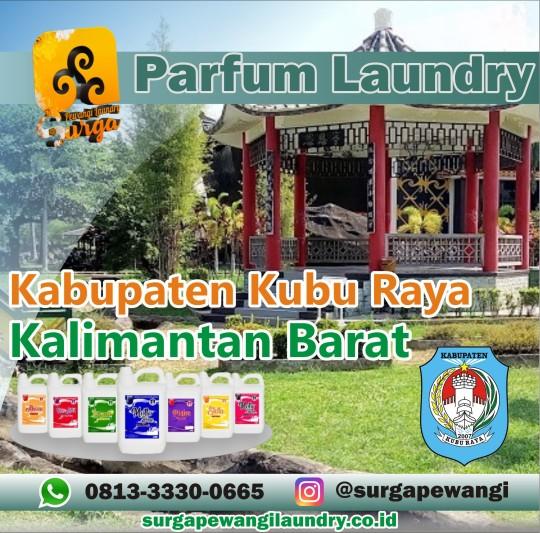 Parfum Landry kabupaten Kubu Raya, Kalimantan Barat