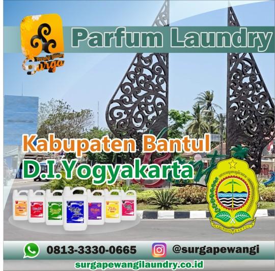 Parfum Laundry Bantul