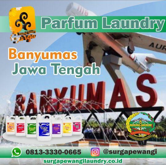 Parfum Laundry Banyumas.