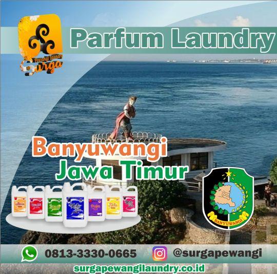 Parfum Laundry Banyuwangi