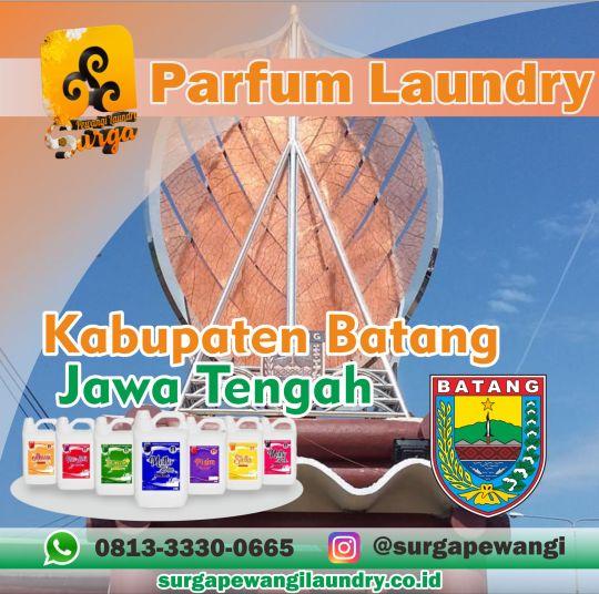 Parfum Laundry Batang.