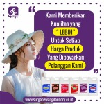Parfum Laundry Berkualitas di KotaSalatiga
