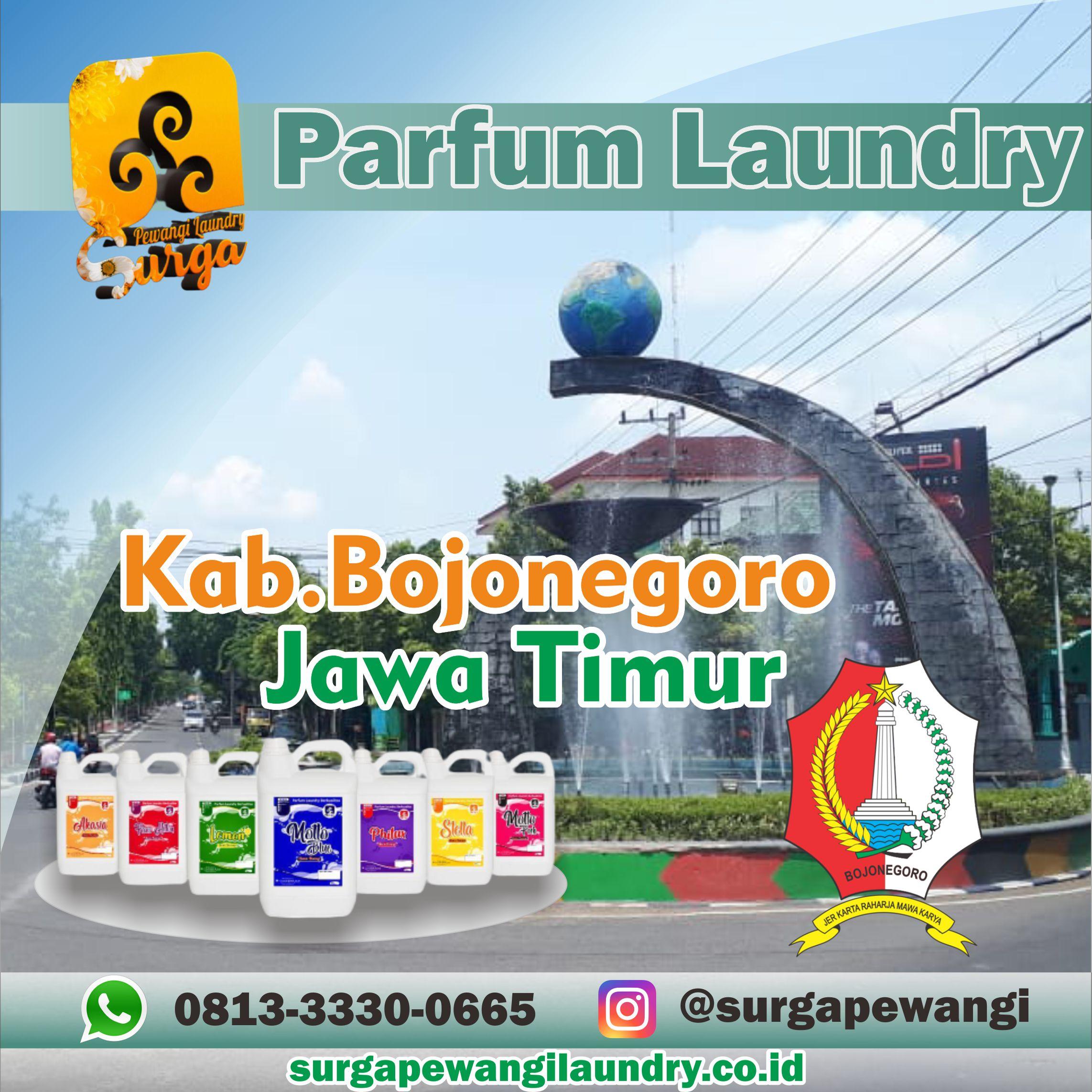Parfum Laundry Bojonegoro