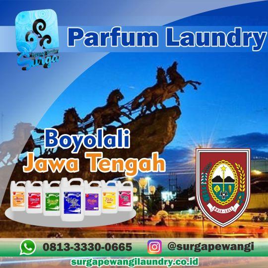 Parfum Laundry Boyolali.