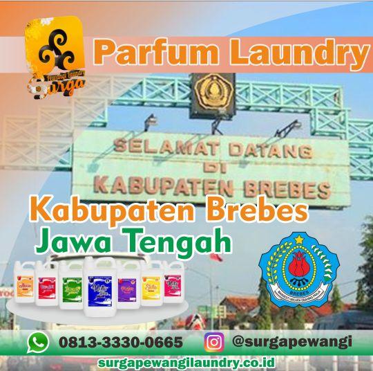 Parfum Laundry Brebes.