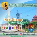 Parfum Laundry Cilacap.