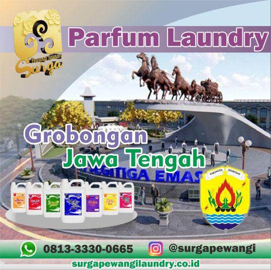 Parfum Laundry Grobongan.