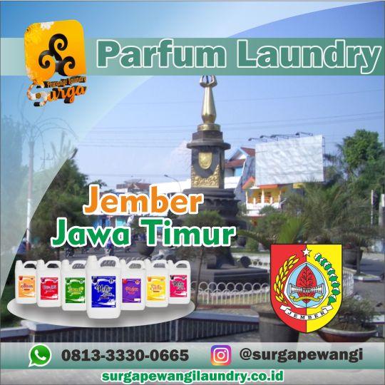 Parfum Laundry Jember