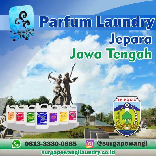 Parfum Laundry Jepara.