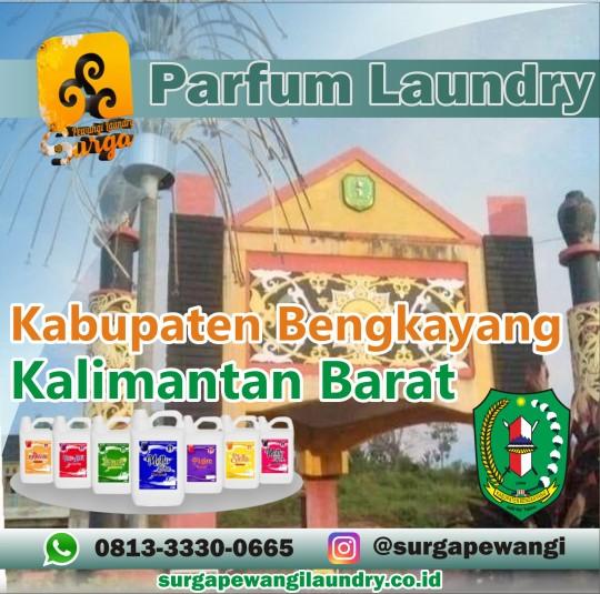 Parfum Laundry Kabupaten Bengkayang, Kalimantan Barat