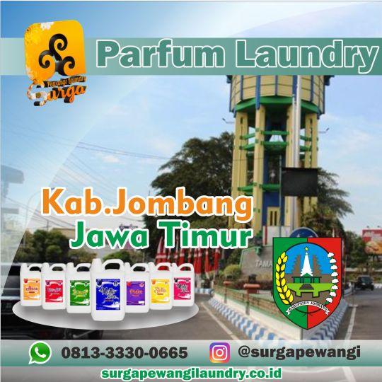 Parfum Laundry Kabupaten Jombang, Jawa Timur