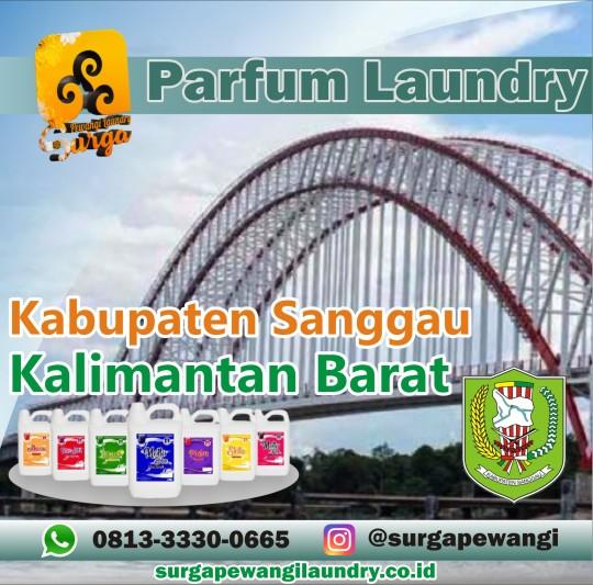 Parfum Laundry Kabupaten Sanggau, Kalimantan Barat