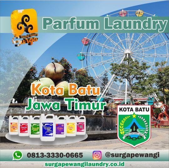 Parfum Laundry Kota Batu, Jawa Timur