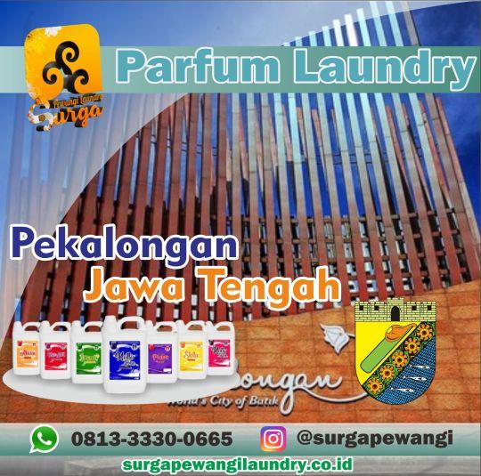 Parfum Laundry Kota Pekalongan.