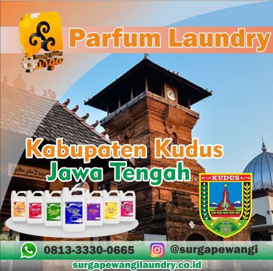Parfum Laundry Kudus.