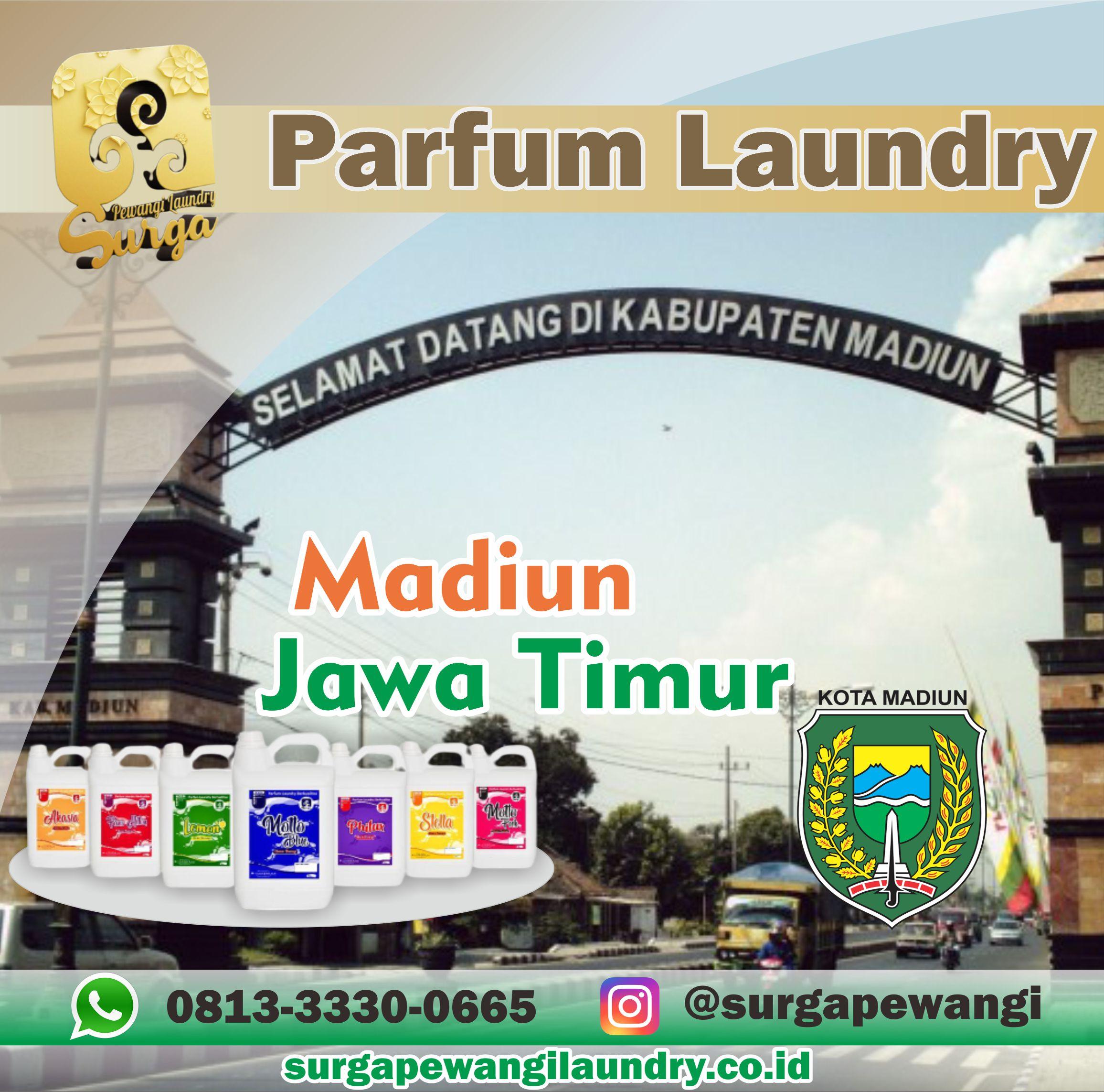 Parfum Laundry Madiun