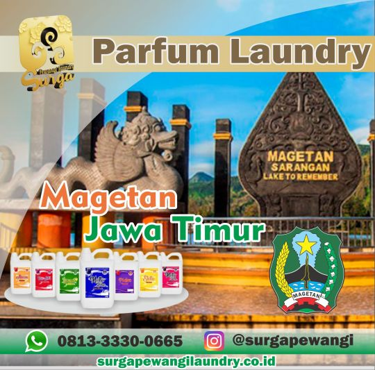 Parfum Laundry Magetan