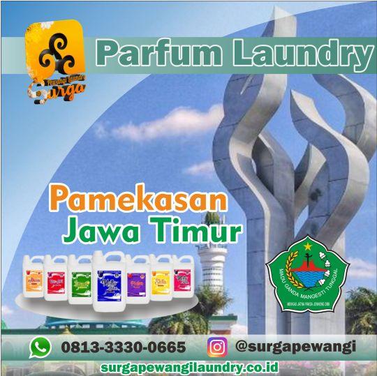 Parfum Laundry Pamekasan Madura