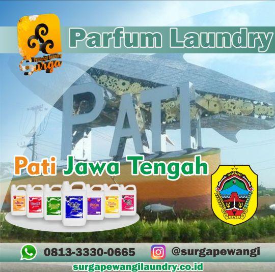 Parfum Laundry Pati