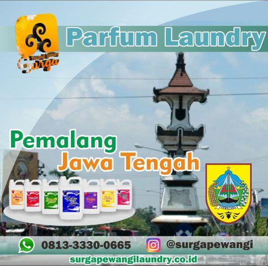 Parfum Laundry Pemalang