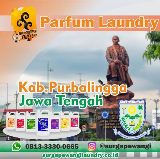 Parfum Laundry Purbalingga.
