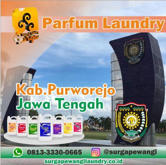 Parfum Laundry Purworejo.