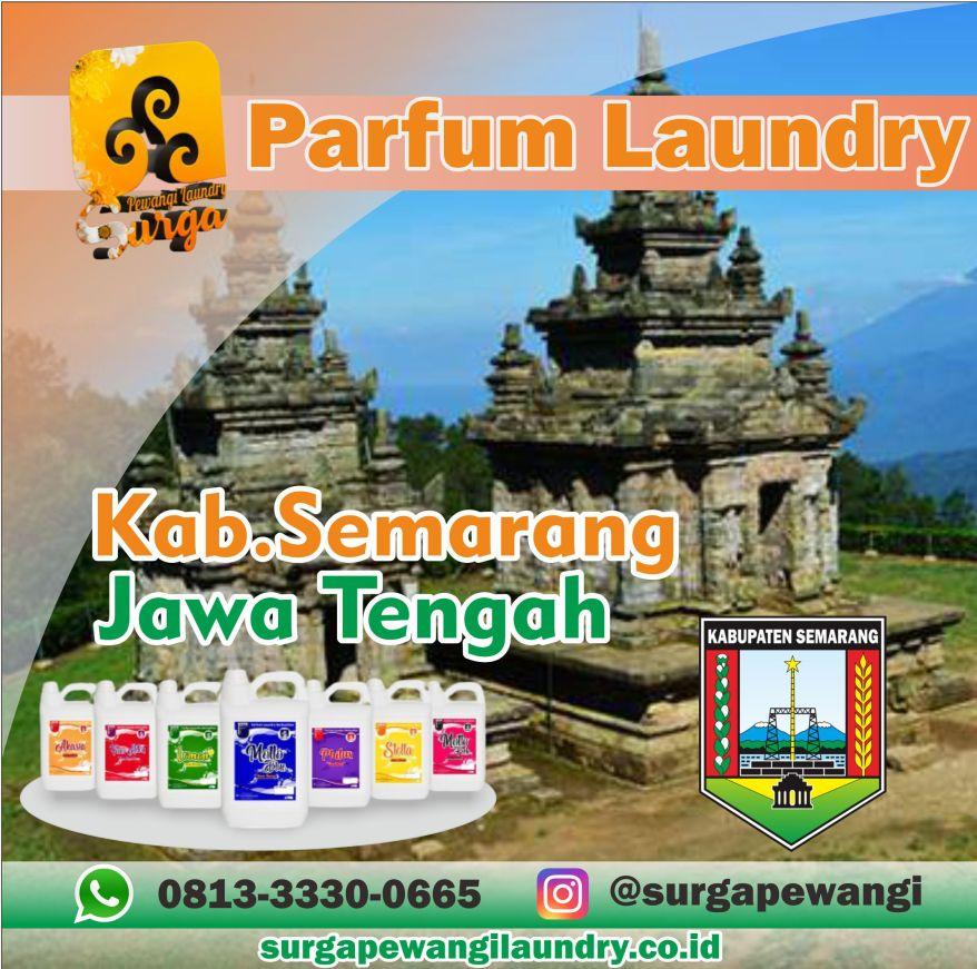 Parfum Laundry Semarang.