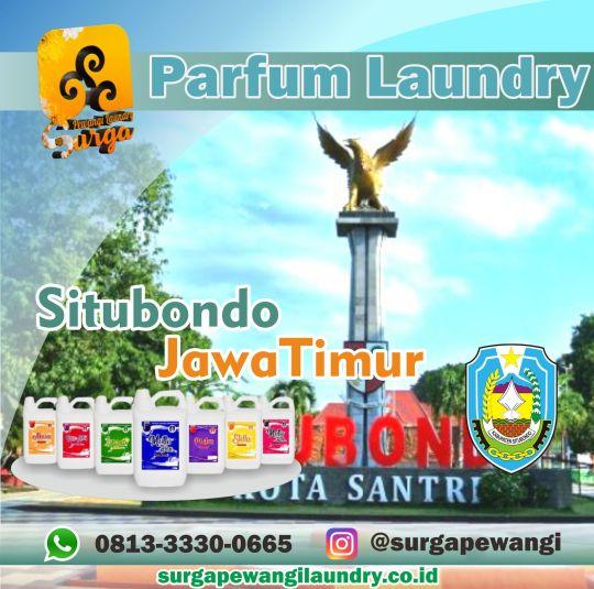 Parfum Laundry Situbondo