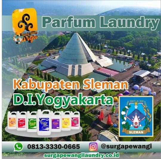 Parfum Laundry Sleman