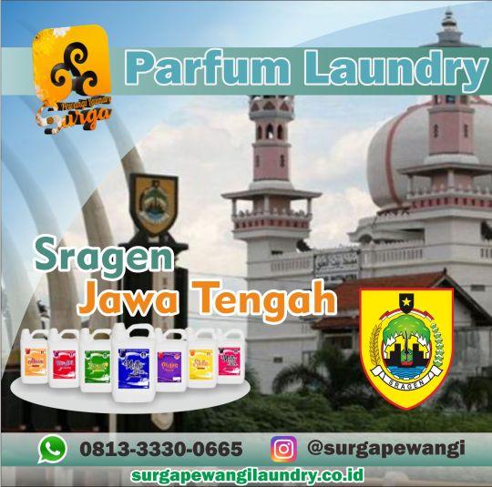 Parfum Laundry Sragen.