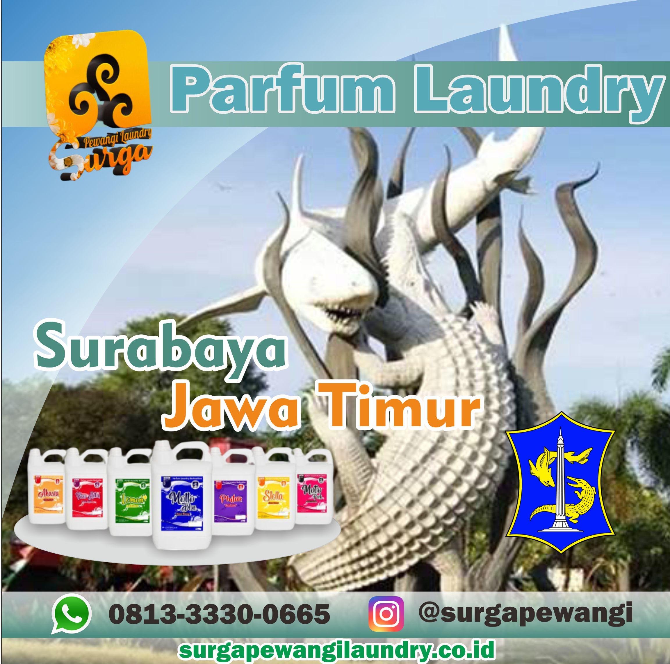 Parfum Laundry Surabaya