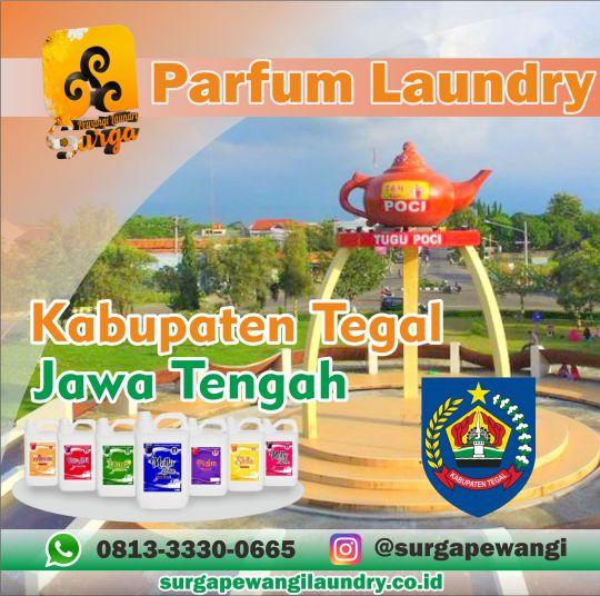 Parfum Laundry Tegal.